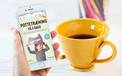e-bogen Pottetræning på 3 dage